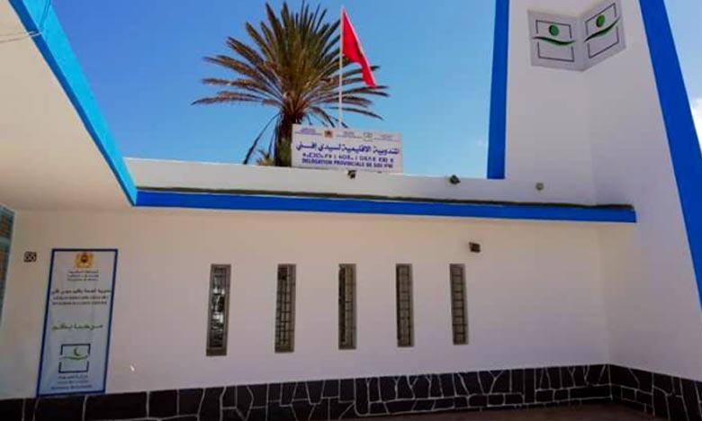 Les services du ministère de la Santé au niveau de la province de Sidi Ifni se trouvent en état de vigilance et suivent de près la situation. Ph : DR