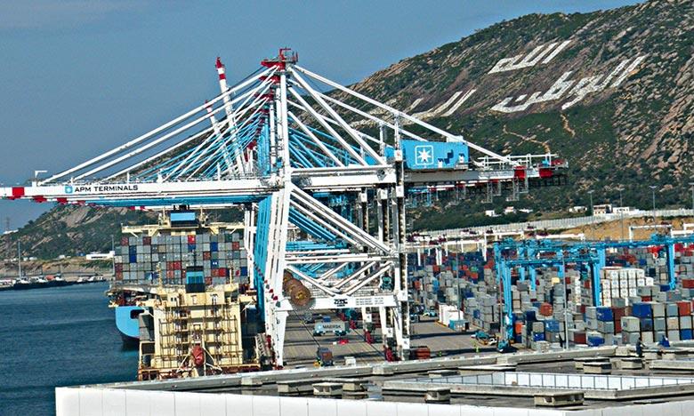 Le commerce extérieur de marchandises s'élève à 685,8 MMDH en 2017