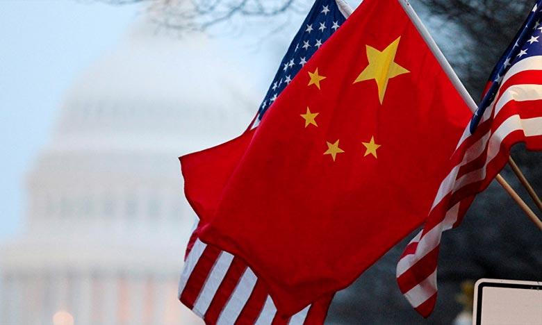Fin des discussions sino-américaines à Washington