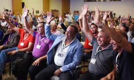 Saïd Naciri réélu pour un nouveau mandat de quatre ans