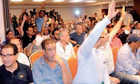 Mohamed Aouzal annonce l'AG pour le 13 septembre