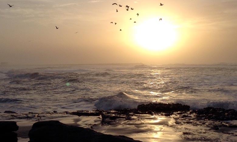 La DMN prévoit une mer belle, devenant localement agitée en fin d'après-midi entre Mehdia et Tarfaya. Ph : DR
