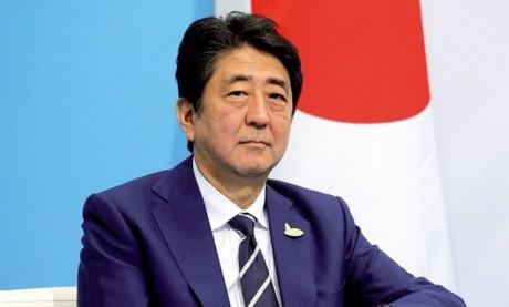 Shinzo Abe brigue  un nouveau mandat  à la tête de son parti