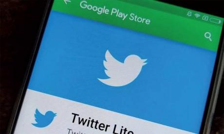 Twitter Lite désormais  disponible au Maroc