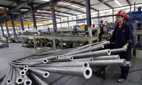 L'explosion s'est produite vers 02h00 locales (18h00 GMT) dans la fonderie de l'entreprise Tize Aluminium située dans la ville de Jiangyin. Ph : DR