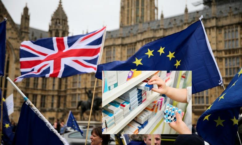 Le Royaume-Uni va proposer la mise en place d'un accord douanier provisoire avec l'Union européenne après le Brexit pour un commerce de marchandises le plus libre possible. Ph : DR