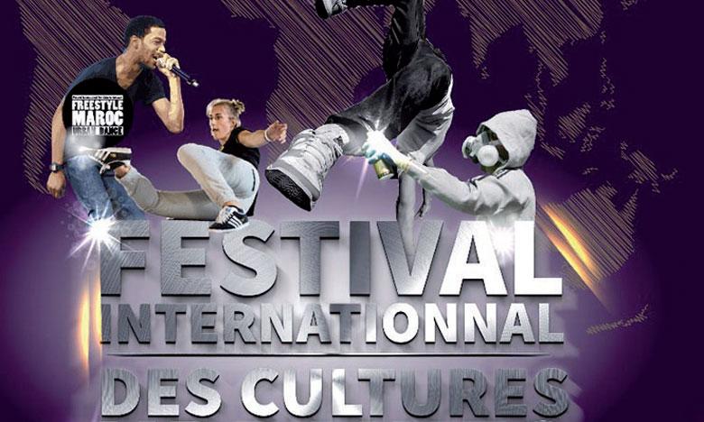 Meknès abrite le 15e Festival  international des cultures urbaines