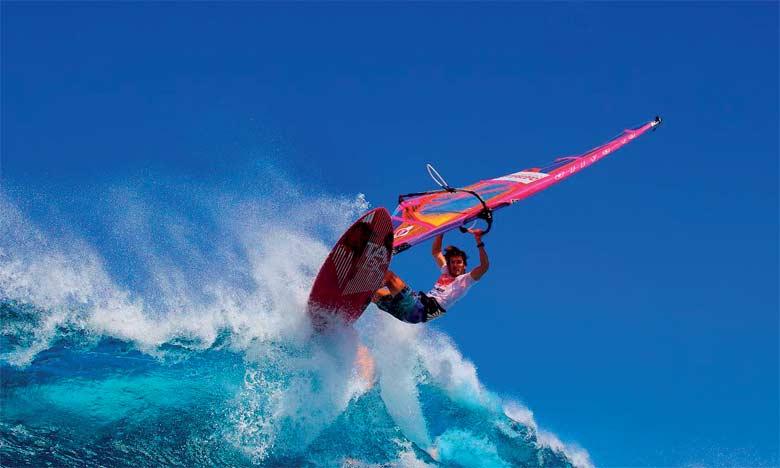 Essaouira a eu le privilège d'accueillir, du 27 mars au 7 avril2018, la Coupe du monde de Windsurf PWA (Professional Windsurfers Association).