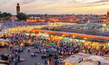 Marrakech, ville la plus plébiscitée  par les visiteurs d'Avito