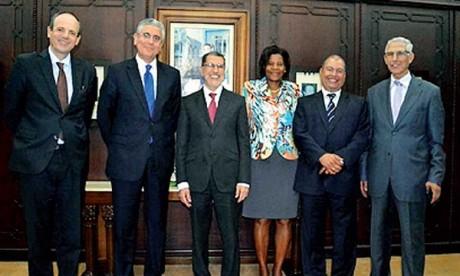 La Banque mondiale prête  à développer des partenariats diversifiés avec le Maroc dans divers domaines