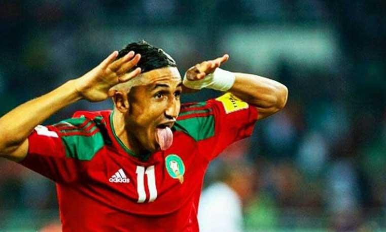 Fayçal Fajr s'engage avec  le Stade Malherbe de Caen
