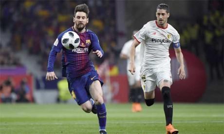 La Supercoupe lance la saison footballistique espagnole depuis Tanger