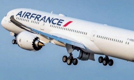 Suspension par Air France  de ses liaisons avec Téhéran  à compter du 18 septembre