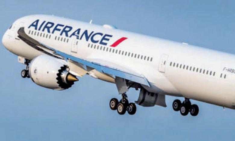 Suspension par Air France  de ses liaisons avec Téhéran  à compter du 18 septembre