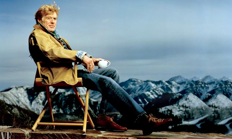 «Je prendrai le chemin de la retraite après ça, parce que je fais ce métier depuis que j'ai 21 ans»,  Robert Redford, comédien américain. Ph : DR