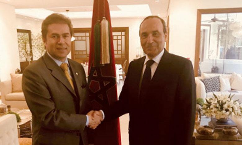Le nouveau ministre paraguayen des Affaires étrangères exprime clairement son soutien  à l'intégrité territoriale du Royaume
