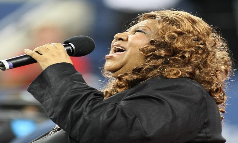 Aretha Franklin, une grande voix s'est éteinte