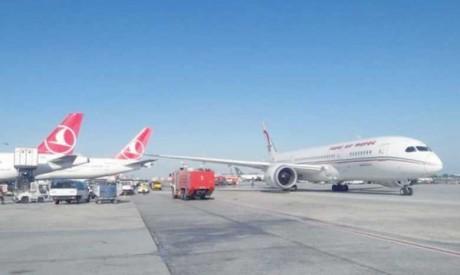 RAM ouvre une enquête suite à l'incident de  l'aéroport Ataturk à Istanbul