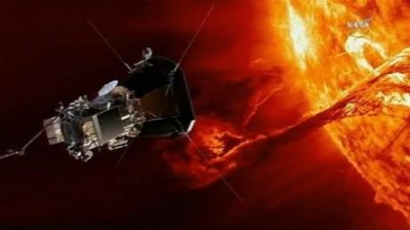 Nasa: Lancement  réussi de la sonde Parker