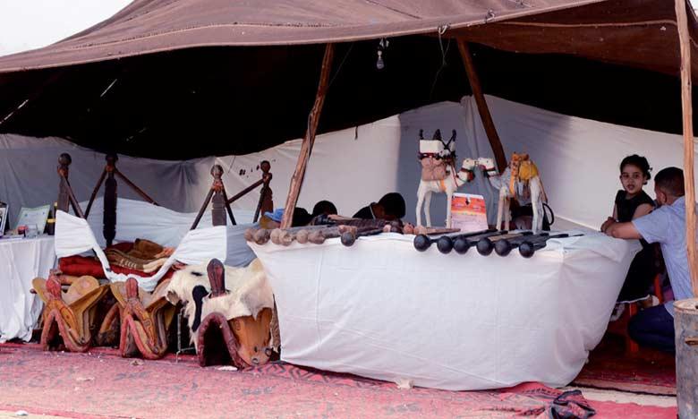 Agadir à l'heure  du Festival du Sahara