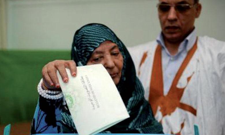 les capitales régionales disposent d'un matériel électoral comprenant les urnes, les cartes d'électeur, l'encre indélébile et l'isoloir.