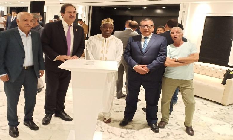 Jeux africains : Rabat et Casablanca accueilleront la 12e édition