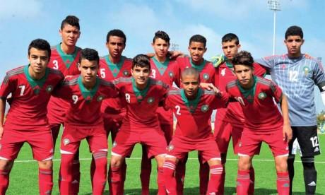 Les Lionceaux en stage de préparation à Rabat