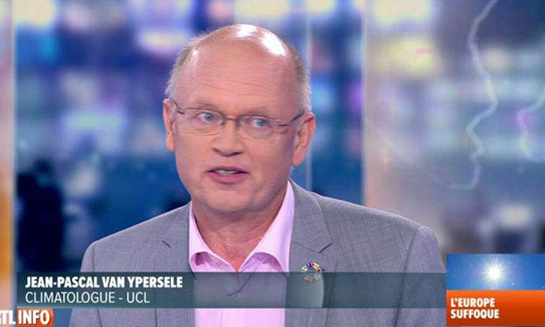 Jean-Pascal Van Ypersele, climatologue - UCL.