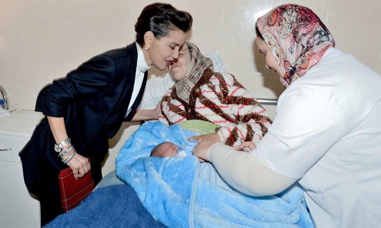 Célébration d'un engagement indéfectible en faveur de la femme et de l'enfant