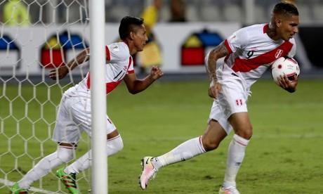 Le Péruvien Paolo Guerrero ne jouera plus en 2018