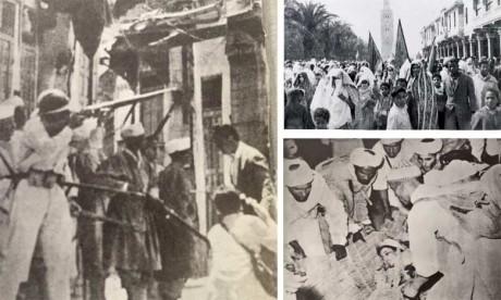 Une page rayonnante dans l'histoire de la résistance nationale pour le recouvrement de l'indépendance