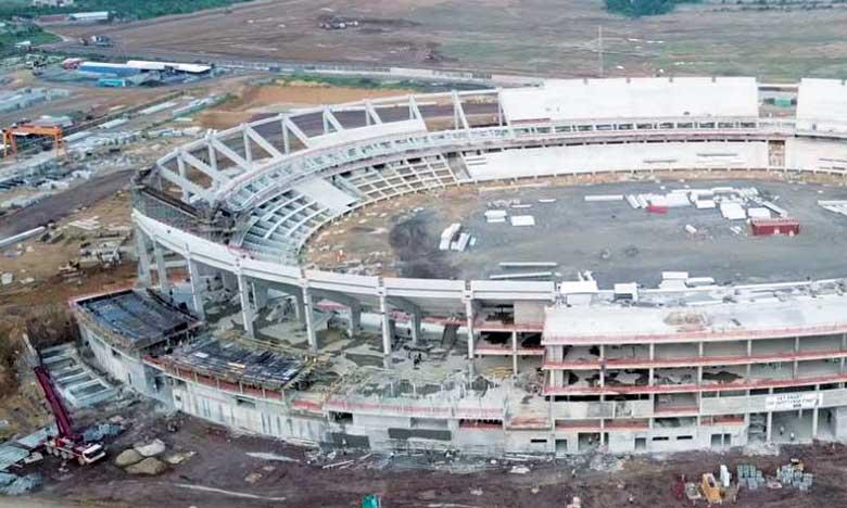 La CAF met un coup de pression  sur le Cameroun