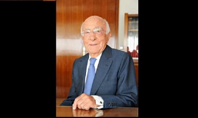 Joseph Barzilai, président de la Société fiduciaire du Maroc tire sa révérence