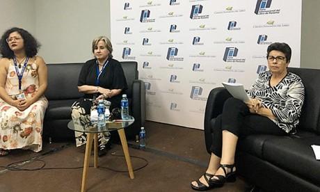 Egalité des genres dans les médias :  L'expérience marocaine exposée à Panama