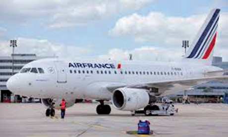Menace de grève à Air France en cas de non-reprise des  négociations salariales