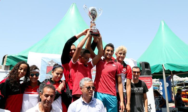 Le FUS de Rabat remporte la Coupe du Trône