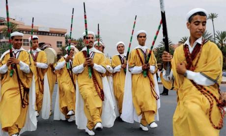 Le Festival des arts populaires célèbre le patrimoine artistique de l'Oriental