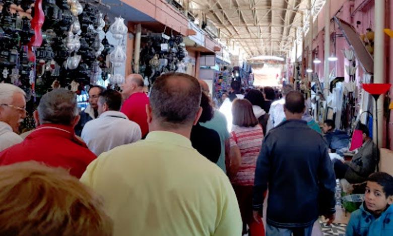 Arrivées touristiques à Agadir: Une progression de 19% relevée en juillet