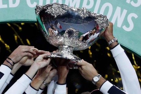 La Fédération britannique vote contre le projet de réforme de la Coupe Davis