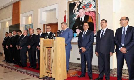 Abdelouafi Laftit: «Le chantier de la régionalisation avancée requiert une adhésion forte de tous les acteurs, en particulier les services centraux du ministère de l'Intérieur»