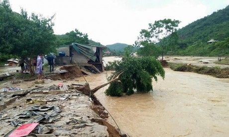 Le Vietnam mobilise 600.000 militaires pour faire face à la tempête tropicale