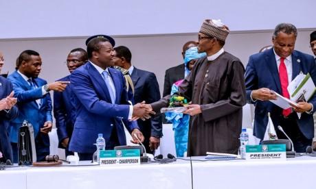 Muhammadu Buhari, nouveau président de la CEDEAO