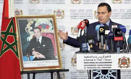 Mustapha El Khalfi met en avant l'effort exceptionnel fourni par le Maroc