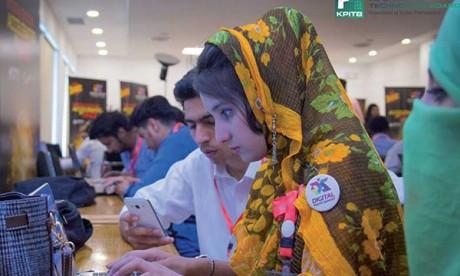 La créativité numérique  des jeunes, un moteur  de croissance économique
