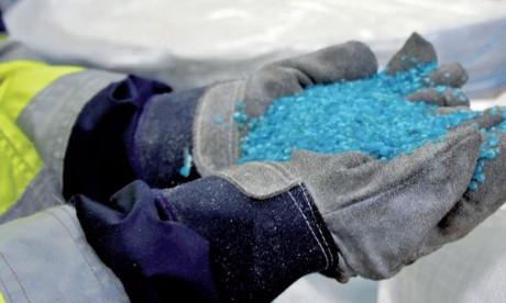 Le plastique émet également des gaz à effet de serre