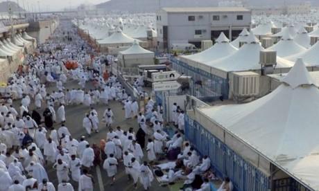 L'encombrement à Mina, une situation générale qui ne concerne pas uniquement les pèlerins marocains