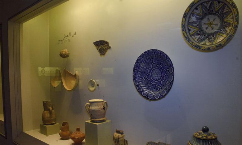 Le Musée de l'histoire et des civilisations propose une collection archéologique fabuleuse. Ph. Saouri