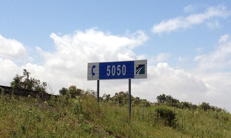 Pourquoi des autoroutiers n'arrivent pas à joindre le 5050 ?