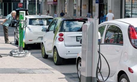 Vers un parc auto 100%  électrique en 2050 en Autriche