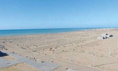Le charme de l'union mer-désert